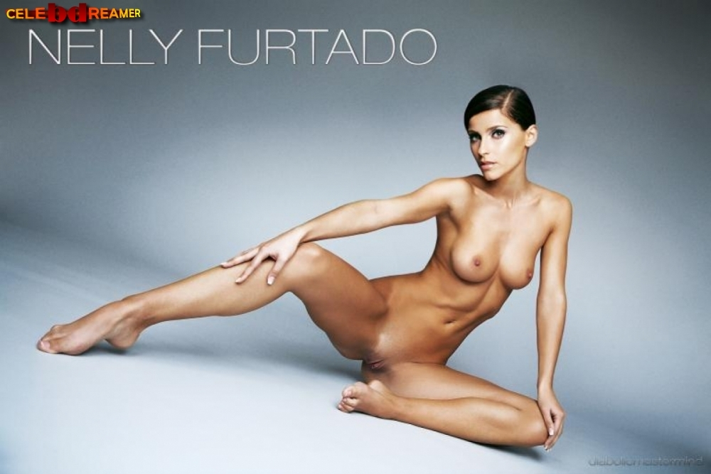 naked nude Nelly furtado