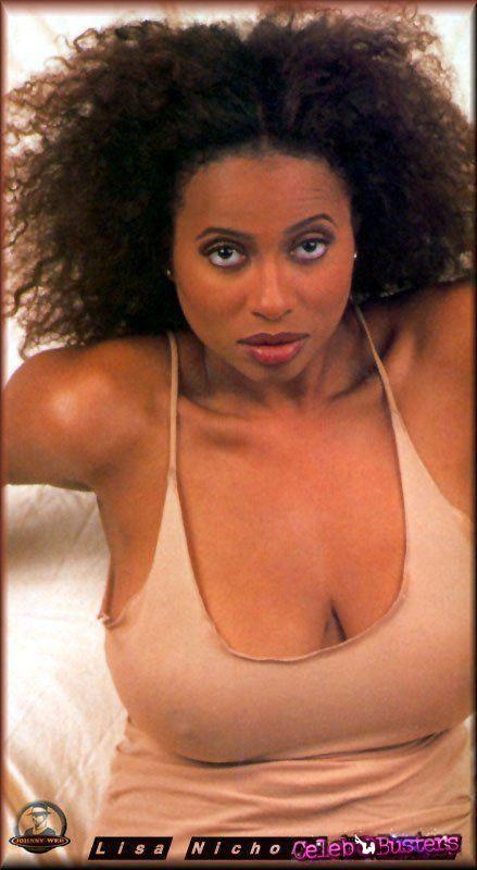 from Damari lisa nicole carson nude tits