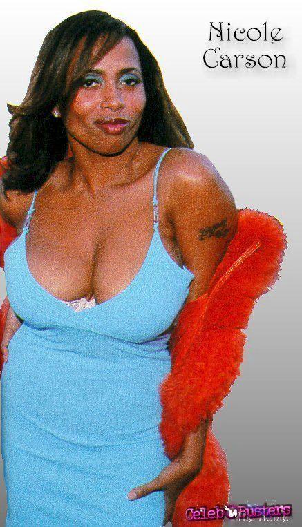 Lisa nicole carson nude