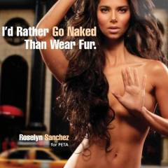 Roselyn Sanchez nude