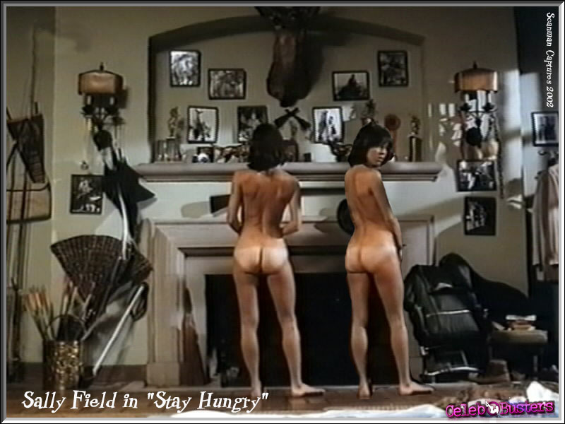 Sally field nude in stay hungry