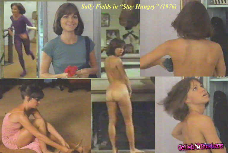 nude Sally scenes field