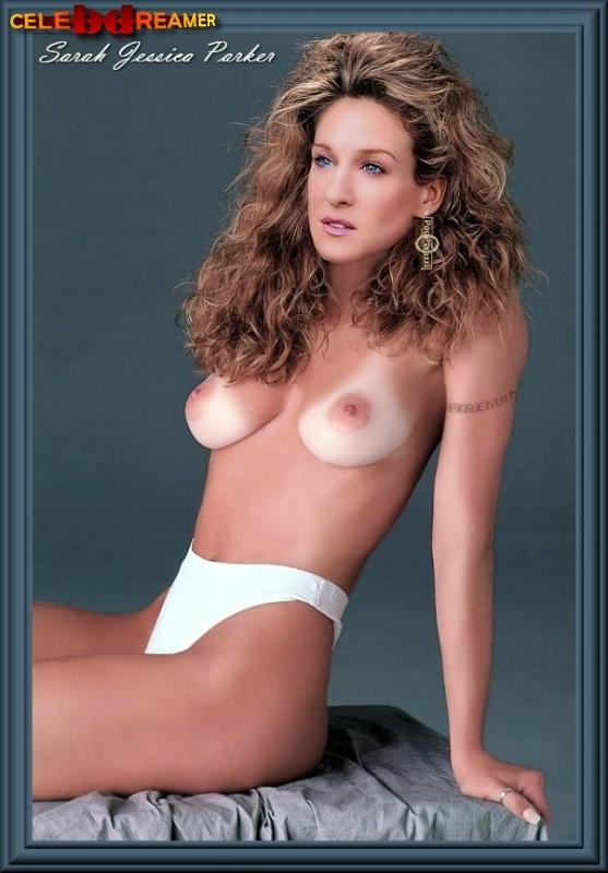 Sarah jessica parker in naked