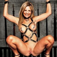 Gellar sarah naked michelle 56 Sarah