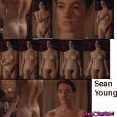 Sean Young nude