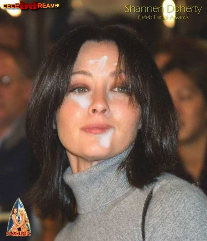 Shannen doherty fakes