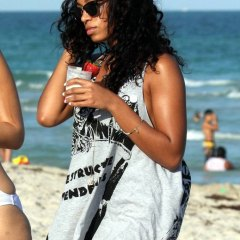 Solange Knowles nude