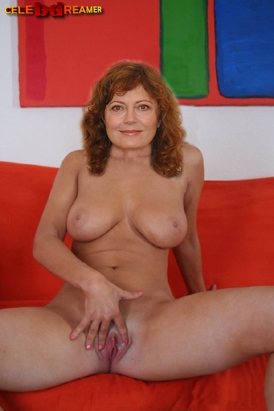 Naked pictures of susan sarandon