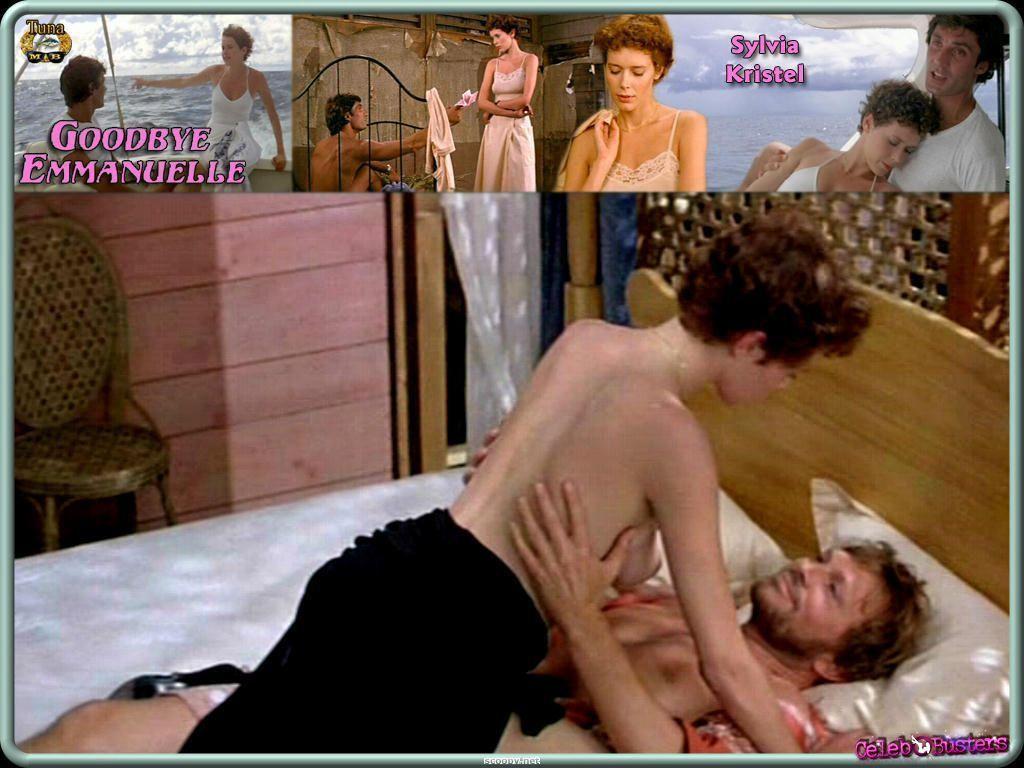 Sylvia Kristel  nackt