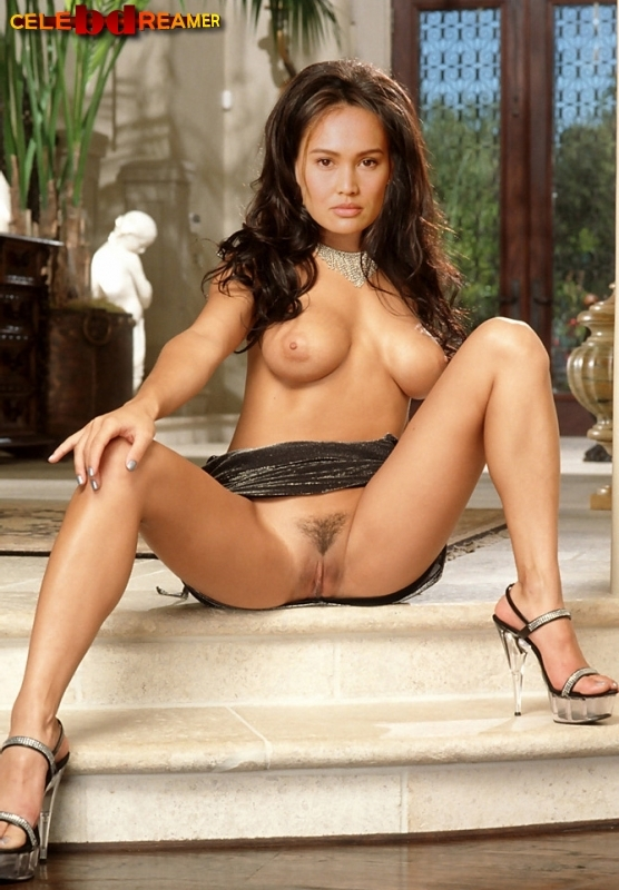 tia carrere playboy nud