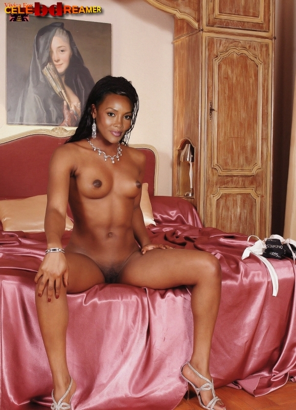 Vivica a fox nude free question Looking