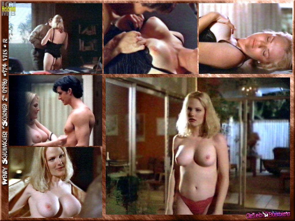 Wendy Schumacher  nackt