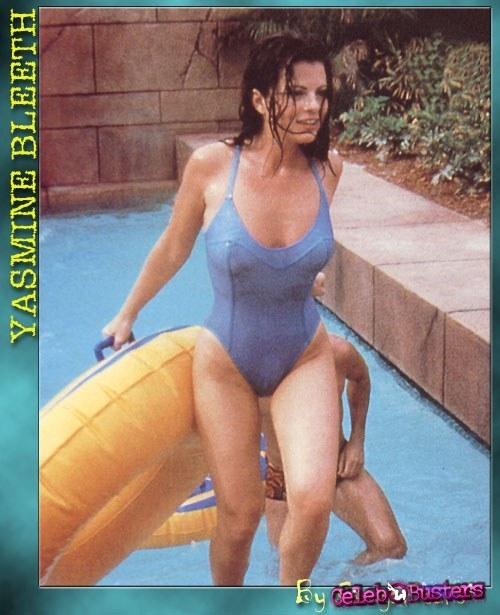 Yasmin bleeth nude