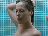 Gillian Anderson topless from various movies