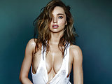 Miranda Kerr topless and butt naked from a photoshot