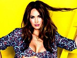 Megan Fox showed her body in bikini on the beach