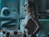 Heather Graham completely naked from various movies