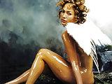Jennifer Lopez topless from a photoshoot