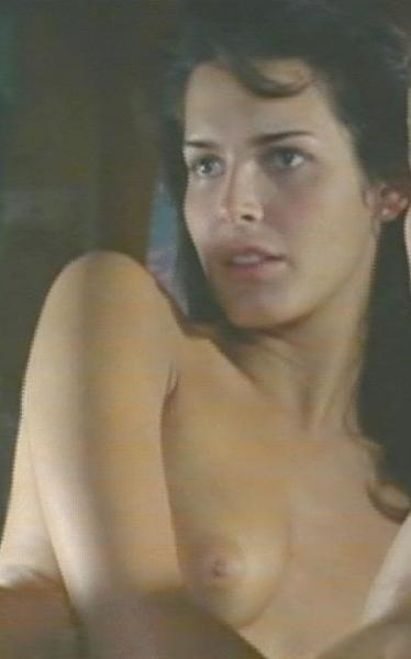 Angie harmon topless