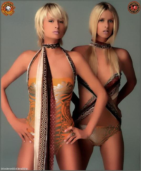 nude blonde playboy models