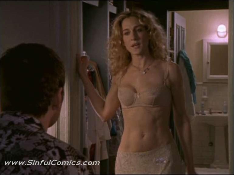 sarah jessica parker sexi nude pic