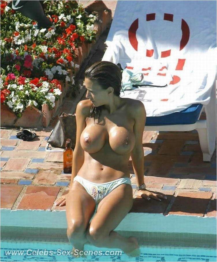 Lucy Becker nude free @ Celeb King